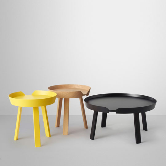 Around Table from DWR